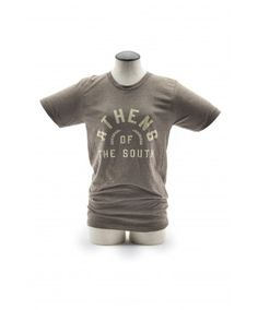 We all know Nashville is Music City, but did you know she also had another nickname? Due to its early reputation as one of the most well-educated (thanks to many institutions of higher learning) and sophisticated cities in the South, Nashville earned this monicker in the mid-1800s.  This local favorite from Nashville brand The Hood Shop truly shows how in the know you are about Music City.
