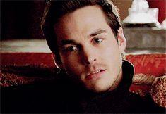 Kai Parker the Vampire Diaries