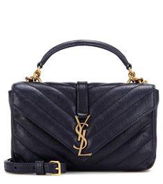 mytheresa.com - Clutch portafogli Collège Monogramme in pelle matelassé - Luxury Fashion for Women / Designer clothing, shoes, bags
