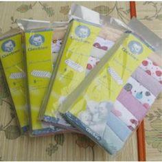 Gerber 8pcs Pack Baby bath towel handkerchief kerchief 8pcs/pack JD0010 Free Shipping US $3.80