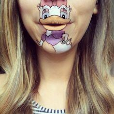 New_Cartoon_Lip_Art_Creations_by_Makeup_Artist_Laura_Jenkinson_2015_08