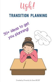 Primarily Au-Some: Easy Transition Planning Activity Ideas