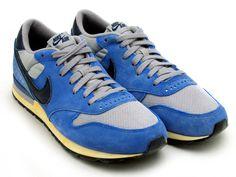 super popular 952fe b0b82 Nike Air Epic VNTG QS - Medium Grey  Obsidian  Pro Blue  Sole Collector