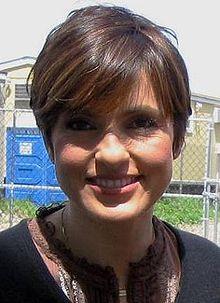 Mariska Hargitay v roce 2007