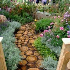 Gartenwege speziell