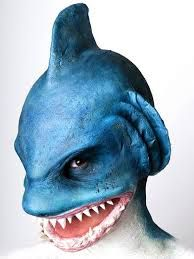 sharks with makeup - Google Search
