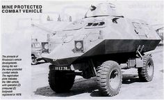 Rhodesia (Zimbabwe) Historical Info now available! Places Of Interest, Zimbabwe, Armored Vehicles, War Machine, Tactical Gear, Military Vehicles, South Africa, Monster Trucks, Survival