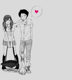 Natsume and Sasayan