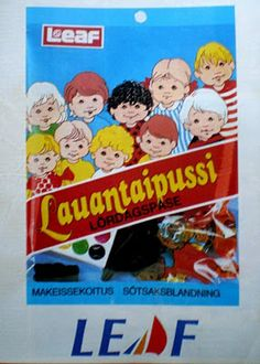Pupuleipomo: Lauantaipussi 90s Childhood, My Childhood Memories, Retro Candy, Heart For Kids, 90s Kids, Finland, Retro Vintage, Nostalgia, Old Things