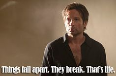 Hank Moody in Californication