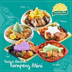 Rice Box, Kawaii Bento, Nasi Lemak, Indonesian Cuisine, Asian Recipes, Ethnic Recipes, Health Shop, Bento Box Lunch, Rice Dishes