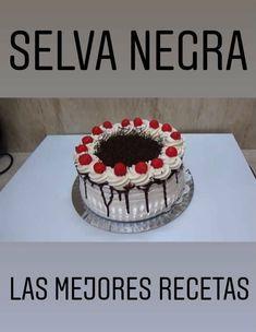 Las mejores recetas de tarta o torta Selva Negra ¡Encuéntralas en QUIEROCAKES! Painted Cakes, Pretty Cakes, Pound Cake, Cake Decorating, Bakery, Sweet Treats, Cheesecake, Food And Drink, Sweets