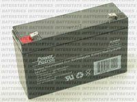 6V 12Ah SLA Rechargeable Battery by Interstate Batteries. $23.65. This battery is functional and safe. It is valve regulated which makes it nearly impossible to spill, and with its tightly sealed construction, it can be operated from any angle. With its hard plastic case, it can take severe amounts of high impact and not do any damage. It even has a low pressure safety release valve. This battery will last a long time both physically and chemically. Protect your home by cha...