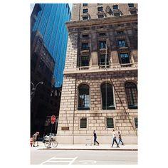 Urban Scapes #newyork #cityscape #streetphotography #architecture #reflection #vsco #fujifilm #fujixt1