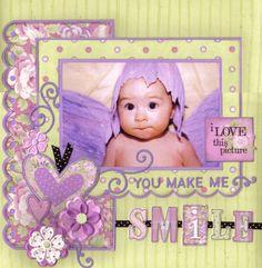 You Make me Smile  -   (Daisy d's DT ~ CHA 2008 Sneak Peek)