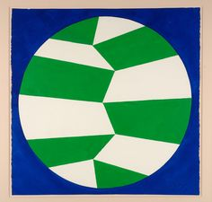 In the first-ever museum retrospective of drawings and collages by a pioneer of geometric abstraction, the Museum of Art proudly presents Geometry in Motion: Leon Polk Smith Works on Paper Japanese Paper, Japanese Prints, Art Of Living, Art Festival, Modernism, Psych, Art World, Art Museum, Painting Prints