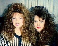 Fabulous Hairdo's #80s