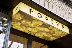 Gallery of Popeye Restaurant / Estudio Miriam Barrio - 3