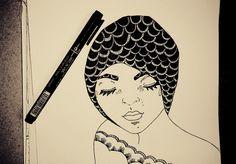 hattashani: make you an illustration for $5, on fiverr.com