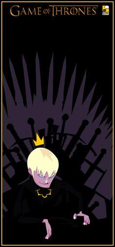 Combe - Joffrey #GoT #asoiaf