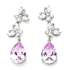 Victoria Wieck 6.92ct Absolute™ and Created Pink Sapphire Sterling Silver at HSN.com