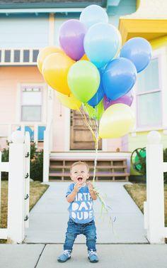 Birthday Dude - Blue Tshirt!!! Absolutely love it!!!