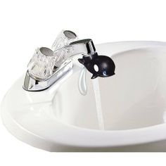Jokari Whale Faucet Fountain: I absolutely LOVE this gadget!!! I am stocking up for family and friends!!!