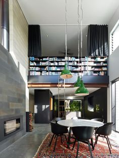 amazing high ceilings \\\ The Paddington Residence by Ellivo Architects