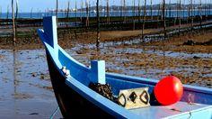 Détail bateau Cap Ferret