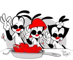Spicy brothers by DaveAlvarez on DeviantArt Cartoon Crossovers, Cartoon Characters, Cartoon Shows, Cartoon Art, Bambi Disney, 90s Cartoons, Graffiti Lettering, Scrap, Looney Tunes