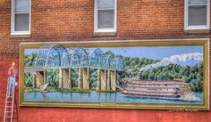 Our Eyes Upon Missouri: Discover More on Route 54: Louisiana, MO