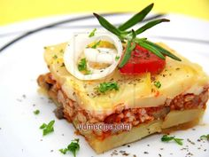 Guide how to prepare a quick and inexpensive lunch from potatoes and minced pork meat, which fills your belly and tastes even better. Healthy Meals To Cook, Healthy Cooking, Easy Meals, Healthy Food, Minced Meat Recipe, Meat Recipes, Healthy Recipes, Sliced Potatoes, Cooking On The Grill