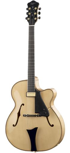 Hofner Chancellor Electric Archtop Guitar