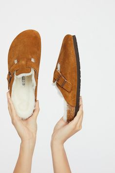 Shop our Boston Shearling Birkenstock at Free People.com. Share style pics with FP Me, and read & post reviews. Free shipping worldwide - see site for details.