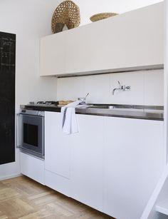 Hviit // For deg som elsker interiør: Skap plass på kjøkkenet