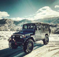 Gorgeous Land Cruiser