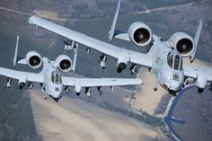 Air Force Plans to Keep A-10s, Buy Fewer F-35s, Delay C-130 Upgrades | Military.com
