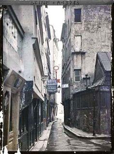 The Belle Epoque photos of Paris : The Good Life France