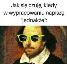 Very Funny Memes, Funny Jokes, K Pop, Reaction Pictures, Funny Pictures, Polish Memes, Funny Mems, History Memes, Best Memes