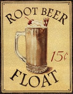 Malt Shop IV  root beer