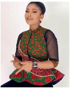 African Stylish Inspiration #simon #palfrey #knickers #simonpalfreyknickers Afro Ankara Trending Style Short African Dresses, African Blouses, Latest African Fashion Dresses, African Print Fashion, Africa Fashion, African Style Clothing, African Dress Styles, Ankara Clothing, Ankara Dress Styles