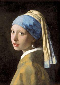 Johannes Vermeer, Girl with the Pearl Earring