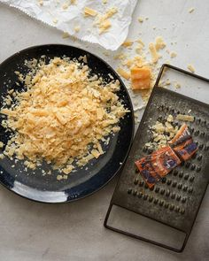 Grated Cheese by Joseph De Leo