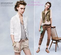 J.Crew May Catalog. Chevron Tie Belt and Anklet Sandals.