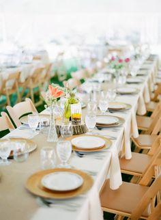 Charming springtime garden wedding: http://www.stylemepretty.com/2014/08/12/charming-springtime-garden-wedding/   Photography: http://www.lexiafrank.com/#/celebrity-wedding-photographer/