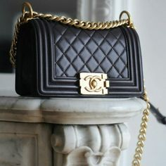 835cf412780d Chanel Small Le Boy Lamb Leather Bag  chanelbag  leboy  boybag  chanelboy