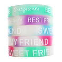 Word Customzied Best Friend Bracelets