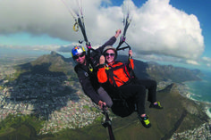 Don't miss out on the fun, you can make online bookings for tandem paragliding or cross country paragliding with Fly Cape Town Paragliding here! Underground World, Paragliding, My Land, Amazing Adventures, Extreme Sports, Tandem, North Face Backpack, Cape Town, Touring