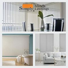 Our vertical blinds are the Ideal blind and most commonly used for sliding doors. These blinds are durable and easy to clean.  We at Simply Blinds install and maintain Vertical blinds. Feel free to contact us through email phone or visit us. Alternatively you can request a free quote and we will get back to you.   We'll be happy to help Call us on 27 21 556 8456  #Tableview #Simply #Blinds Wooden Shutters, Sliding Doors, Cheap Window Treatments, Double Sliding Doors, Blinds, Faux Wood Window Blinds, Sliding Panels, Vertical Doors, Blinds For Windows