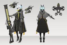 Female Character Design, Character Design References, Character Design Inspiration, Character Concept, Character Art, Armor Concept, Weapon Concept Art, Fantasy Characters, Female Characters